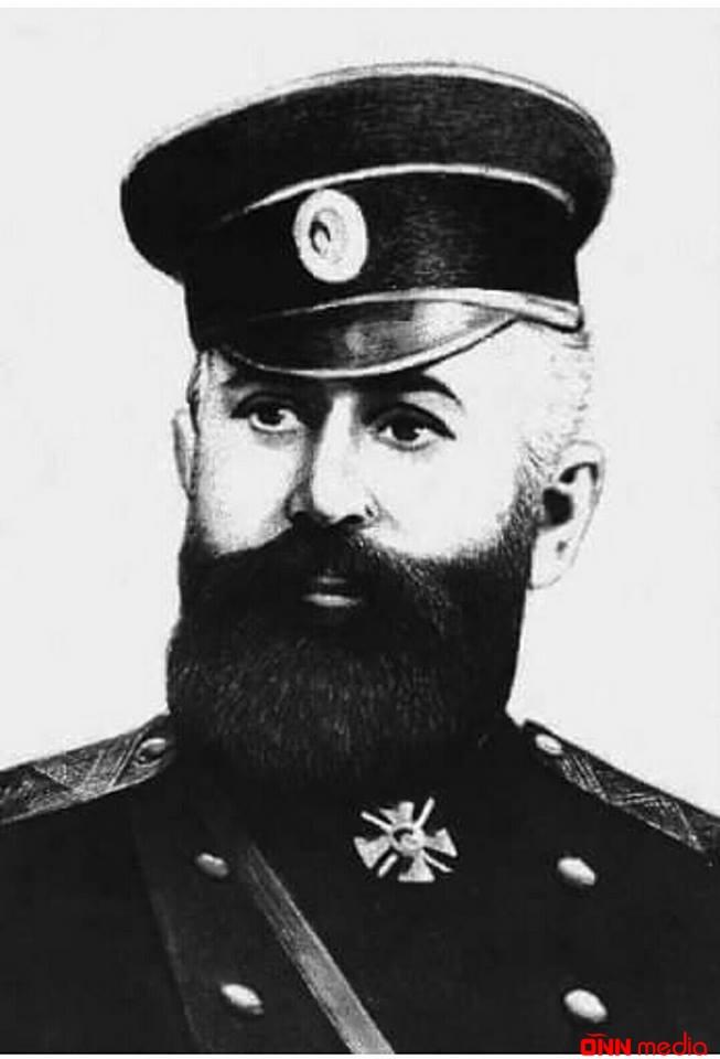 12 fevral Səməd bəy Mehmandarovun vəfat etdiyi gündür