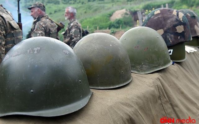 Erməni ordusundan inanılmaz etiraf- 3 gündə 1 nəfər…