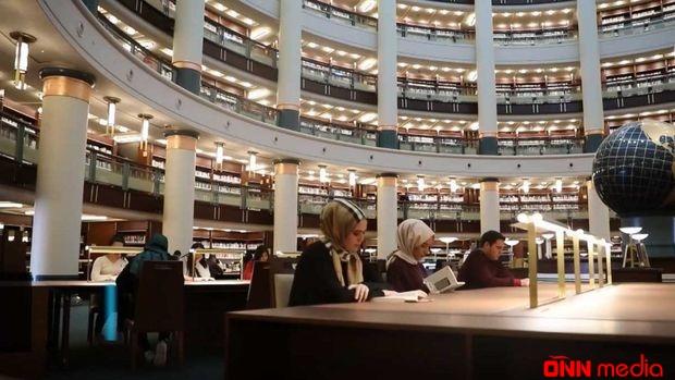 Türkiyədə İslam dünyasının ən böyük kitabxanasının açılışı baş tutdu