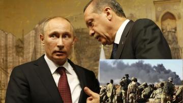 Türkiyə ordusu ŞİDDƏTLİ HÜCUMA keçdi: Ərdoğan və Putindən VACİB ADDIM