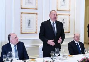 """""""Mənim bu uğurlu səfərim zamanı…"""" – İlham Əliyev"""
