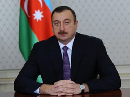 Prezident Tramp şəxsən prosesdə iştirak edir – Əliyev