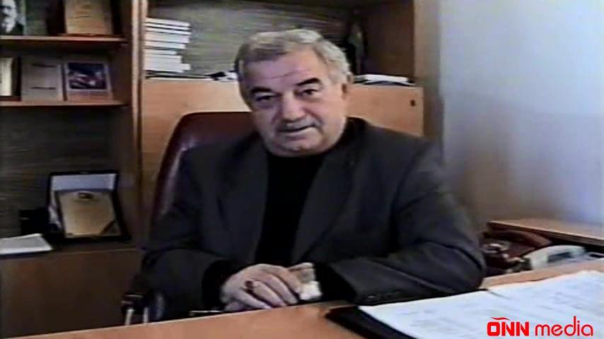 13 fevral Əliabbas Qədirovun doğulduğu gündür