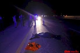 Qazaxda 85 yaşlı sürücü 3 nəfəri vurdu — ÖLƏN VAR