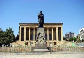 10 mart Azərbaycan Respublikasında Milli Teatr Günüdür