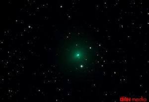 Yer kürəsinə komet yaxınlaşır