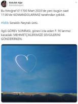 Hamı Əsədin bazasını yox edən türk pilotların bu addımından danışır – Möhtəşəm GÖRÜNTÜ