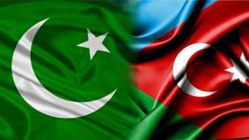 Pakistandan Azərbaycana DƏSTƏK