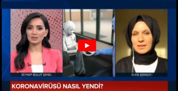 Koronavirusdan sağalan jurnalist danışdı – Evdə tək başıma öhdəsindən gəldim – VİDEO