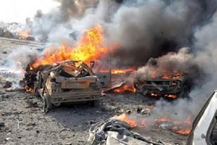 Suriyada TERROR AKTI: 40 dinc sakin öldü – VİDEO