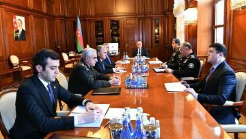 Nazirlər Kabineti yanında Operativ Qərargahın iclası keçirildi