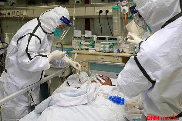 Ölkədə əhalinin yarısı virusa yoluxa bilər