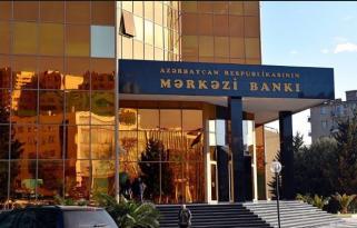 Mərkəzi Bankın valyuta ehtiyatları azaldı