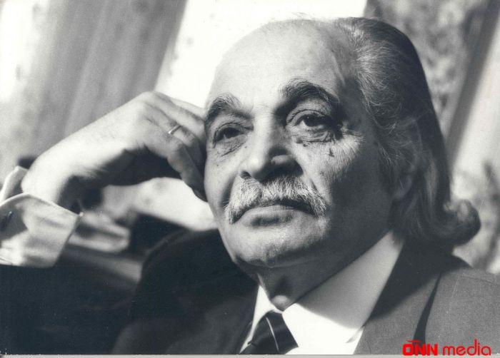 26 aprel Mirəli Seyidovun vəfat etdiyi gündür
