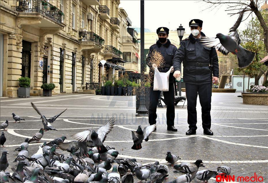 Bakı polisləri xarici mətbuatda – FOTOLAR