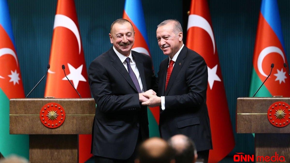 Ərdoğan Azərbaycan xalqını təbrik etdi