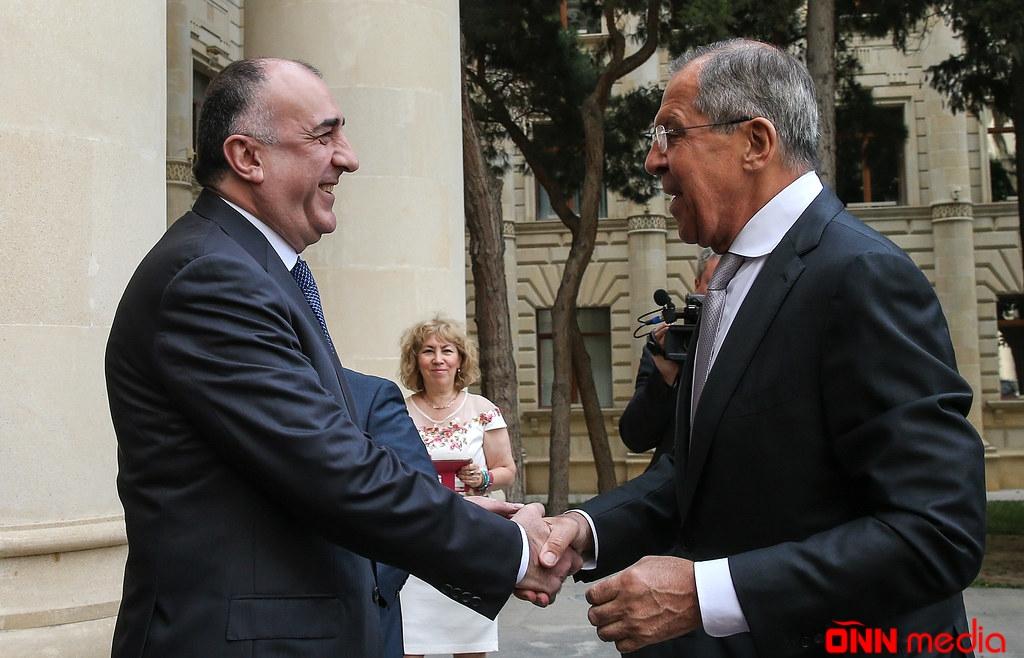 Məmmədyarovla  Lavrov arasında telefon danışığı oldu – Nələr müzakirə edildi?