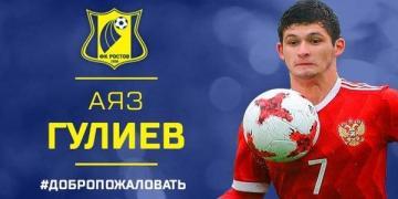 Azərbaycanlı futbolçu Rusiyada cəzalandırıldı – SƏBƏB?