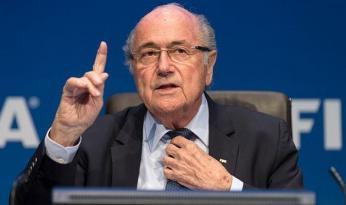 Blatter həbs oluna bilər
