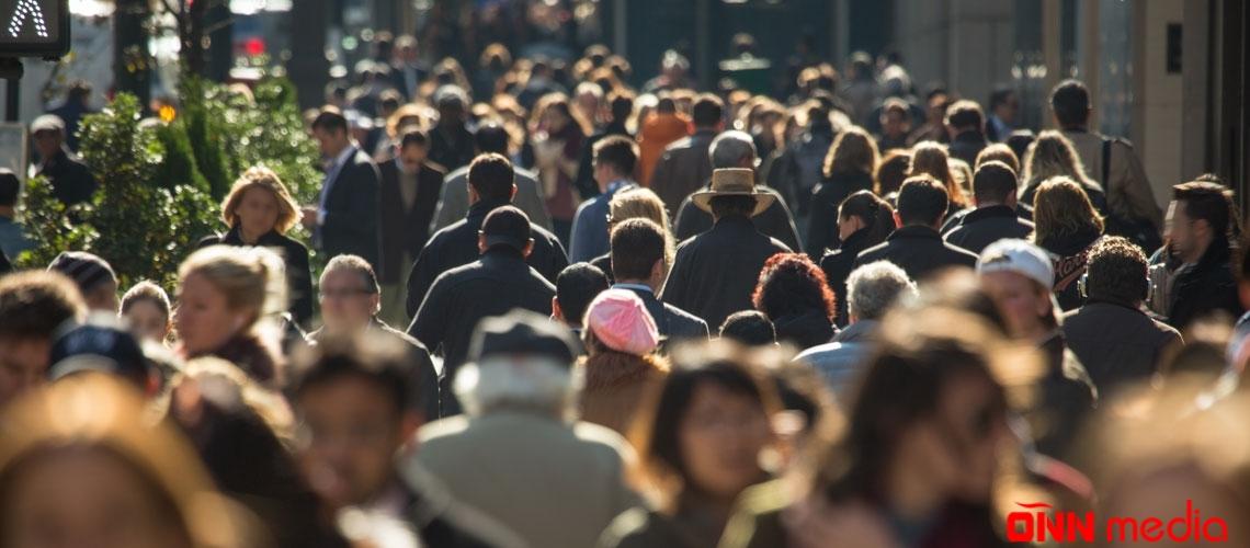 Bakı əhalisinin sayı açıqlandı