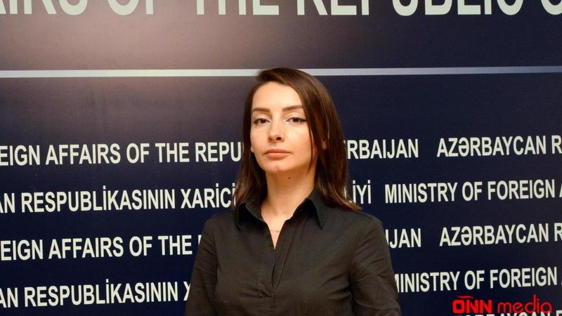 Leyla Abdullayevadan  Ermənistan XİN-ə CAVAB