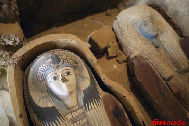 Mumiyalarla bağlı yeni kəşf