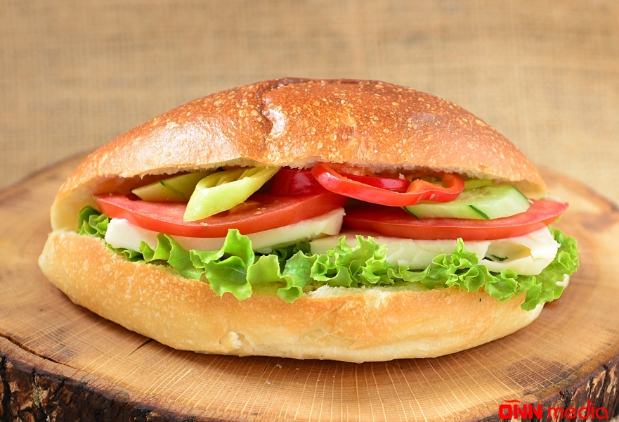 Evdə rahatlıqla hazırlaya biləcəyiniz sendiviç və qamburger çörəyi