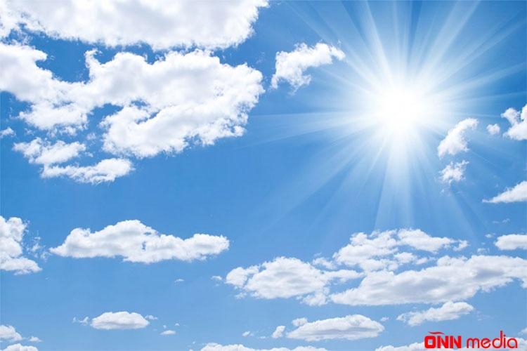 İyun ayı üçün gözlənilən hava proqnozu açıqlandı