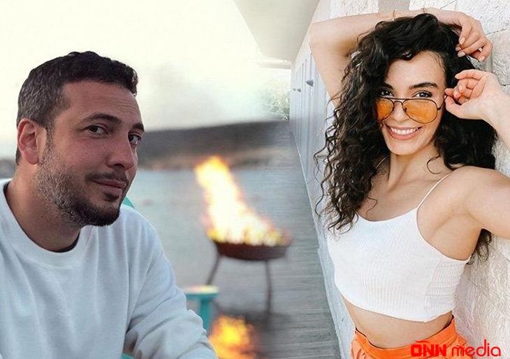 Oğuzxan Ebru Şahinlə sevgilidir?