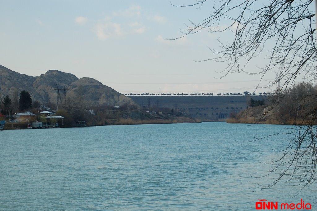 Azərbaycanda ilk: dəniz suyu çaya qarışdı