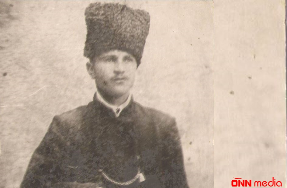 Şərurlu Partizan Tağı –  (hekayə)