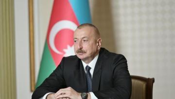 """Prezident: """"Azərbaycan Xəzərdə 260 gəmidən ibarət ən böyük donanmaya malikdir"""""""
