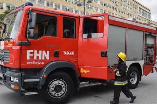 FHN-nin maşını qəza törətdi – Yaralananlar var