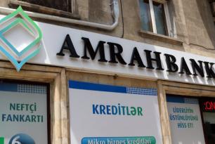"""""""Amrahbank""""ın sahibinin oğlu həbs edildi"""