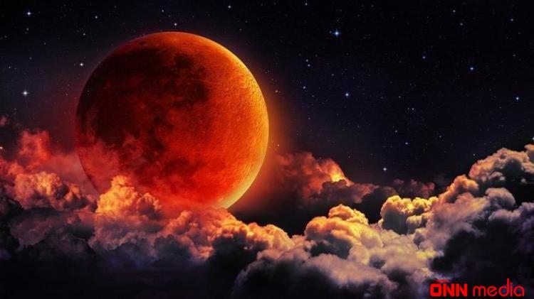 İlin üçüncü Ay tutulması hadisəsi baş verəcək