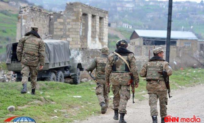 Ermənistan MN-i itkilərini etiraf etdi