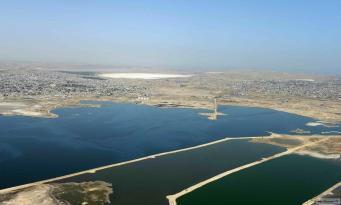 Böyük Şor gölünün 50 faizi çirkabdan təmizləndi – VİDEO
