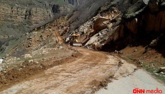 DİQQƏT: Quba-Xınalıq yolu bağlandı — RƏSMİ