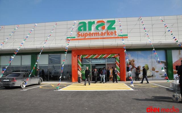"""Gömrük Komitəsi """"Araz Supermarket""""i məhkəməyə verdi"""