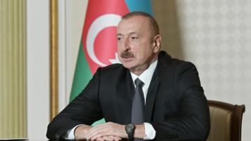"""Prezident: """"Ermənistan özü-özünü çox pis vəziyyətə qoydu"""""""