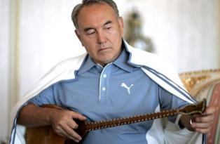"""Nursultan Nazarbayev: """"Heç vaxt öhdəsindən gələ bilmədiyim işi boynuma götürmərəm"""" – MÜSAHİBƏ"""