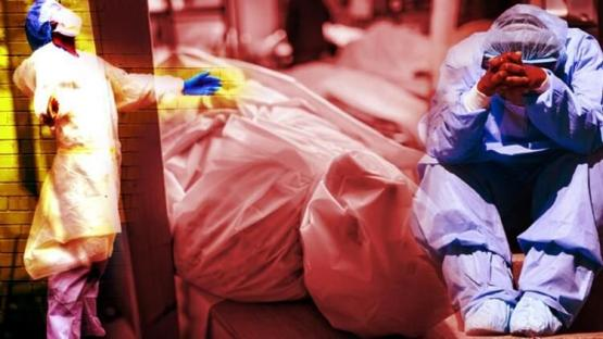 Koronavirusdan daha dəhşətli virus yayıldı — BURUNDAN QAN GƏLİR – VİDEO