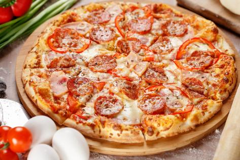 İtalyan pizzası resepti