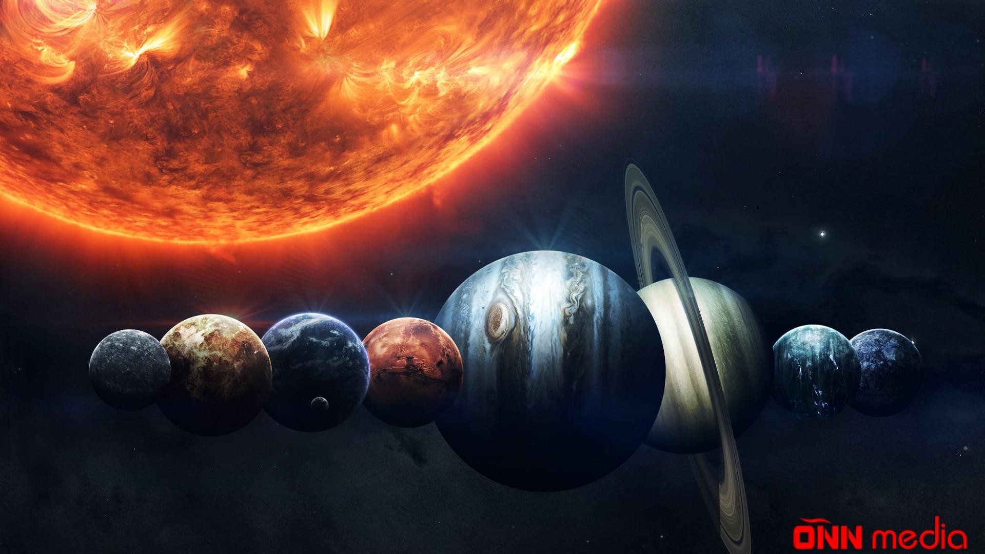Bu tarixdə nadir hadisə baş verəcək: planetlərin paradı başlayır
