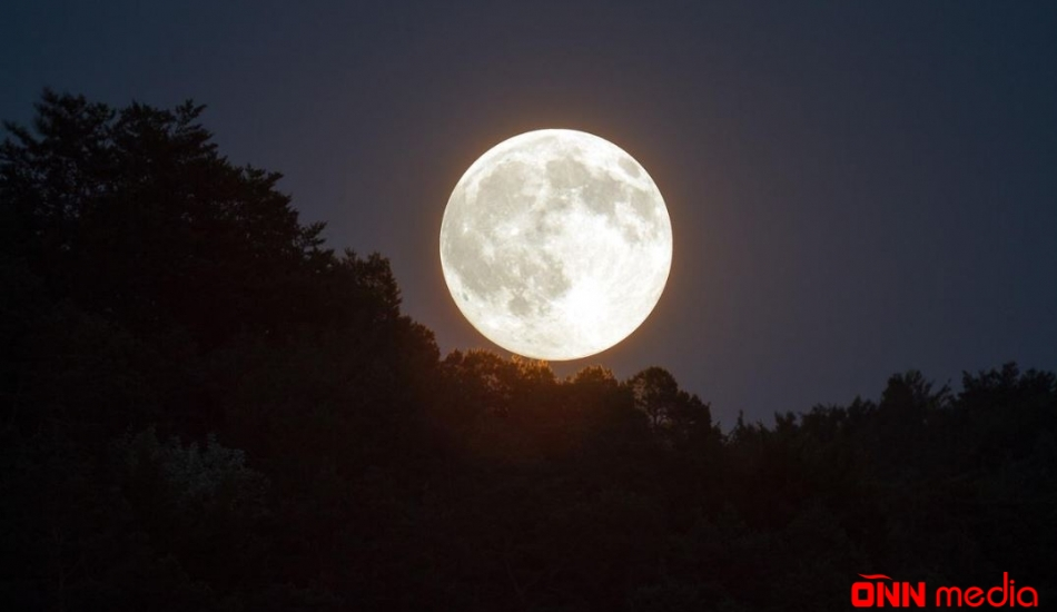 SON DƏQİQƏ: Ay tutulması başa çatdı