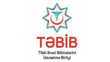 TƏBİB ölkədəki son vəziyyəti açıqladı