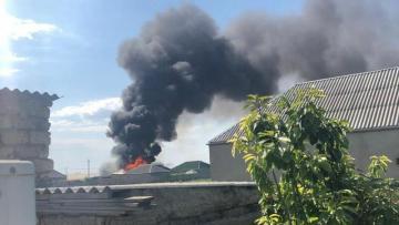 SON DƏQİQƏ: Bakıda Şuşa şəhərciyində bina yanır