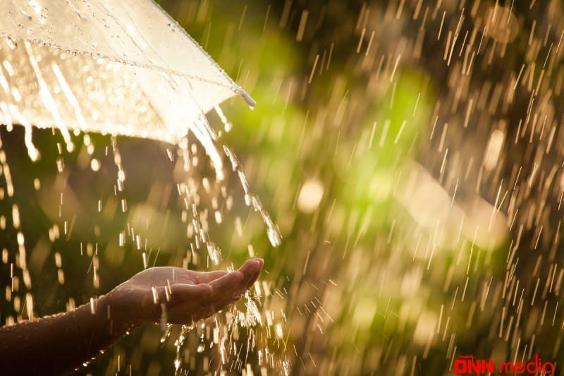 Sabahın HAVASI: Yağış yağacaq, şimşək çaxacaq…