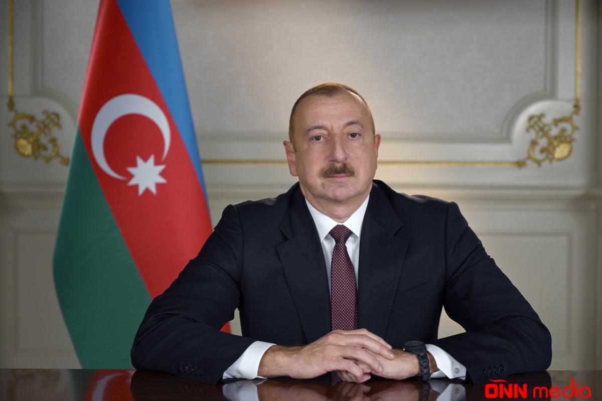 İlham Əliyev SƏRƏNCAM İMZALADI