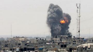 İsrail HƏMAS-ın mövqelərini bombaladı